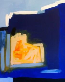 Diane Whalley A Walk By the Water Wychwood Art