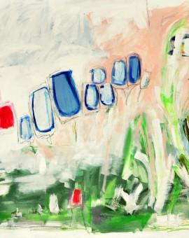 Diane Whalley A Walk On the Wild Side Wychwood Art