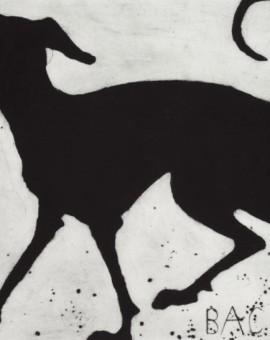 Kate Boxer Backy dog art prints