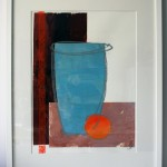 04_Jenny Balmer_Blue vase_40x30_Framed_low res