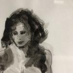 Mary Knowland, Twisting, Original Art for Sale, Figurative Art 7