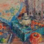 Pictures Chinese Lantern stilllfe 201011