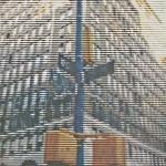 Trevor Banthorpe, 5th & 30th, Woodblock print, 60x45cm, £450