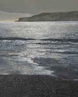 rathlin series sparkling sea A4