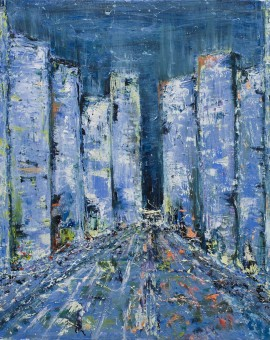 Janette - Blue Canvas City Streets (1024x1024)