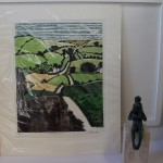 Michael Atkin, The Road Home, Cotswold Art, Contemporary Landscape Art 6