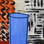 Jenny Balmer_Blue urn with black and tan_EDITEDLR