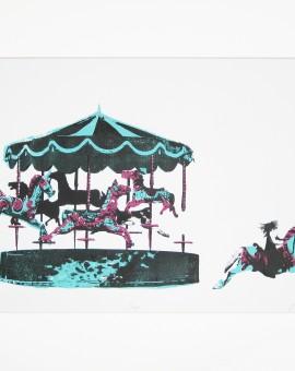 Katie Edwards-Joy-Screen print