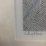 Limited Edition Paul Bartlett Print, Whistlers, For Sale Online