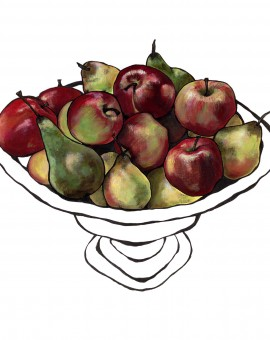 Apples&Pears_16x20