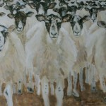 Flock Painting