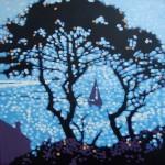 Gordon Hunt Down through the pines Wychwood Art