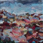 Owenea- oil on canvas- 20cm x 20cm
