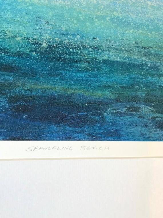 Michael Sanders Sparkling beach