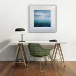 Interior design ideas with art