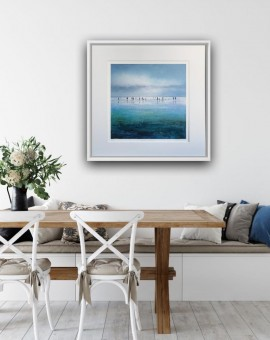 Kitchen art ideas with Wychwood Art