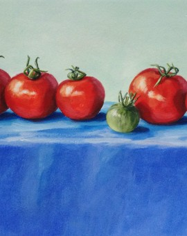 MARIE ROBINSON Tomatoes 6+2