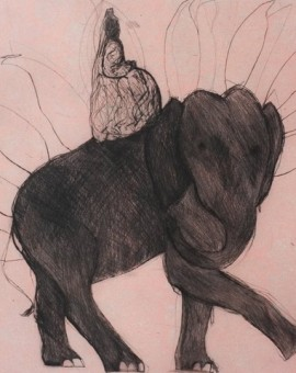 Queen Victoria, Kate Boxer, Wychwood Art