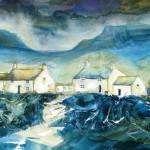 Anya Simmons-Caernarvon Cove-Limited Edition Print-Wychwood Art
