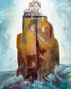 Anya Simmons-Cape Cod Lighthouse-Open Print-Wychwood Art