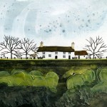 Anya Simmons-Chapel Stile Cottages-Original-Wychwood Art