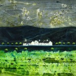 Anya Simmons-Emerald Valley Cottages-Open Print-Wychwood Art