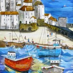 Anya Simmons-St Ives-Open Print-Wychwood Art