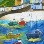 Anya Simmons-The Tenby Experience-Open Print-Wychwood Art