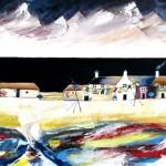 Anya Simmons-Washing Day-Open Print-Wychwood Art