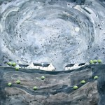 Anya Simmons-Watch Cottages-Open Print-Wychwood Art