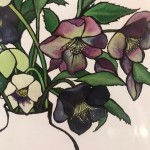 Small Vase of Hellebores, Lucy Routh 3