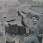 044-Sarah-Aams-The-Gherkin-from-the-Leadenhall-Building-Wychwood-Art copy