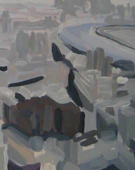 044-Sarah-Aams-The-Gherkin-from-the-Leadenhall-Building-Wychwood-Art copy