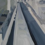 048-Sarah-Adams-Oxford-Street-from-the-John-Lewis-roof-top-Wychwood-Art