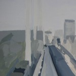 048-Sarah-Adams-Oxford-Street-from-the-John-Lewis-roof-top-Wychwood-Art copy 3