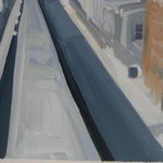 048-Sarah-Adams-Oxford-Street-from-the-John-Lewis-roof-top-Wychwood-Art copy 5