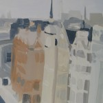 048-Sarah-Adams-Oxford-Street-from-the-John-Lewis-roof-top-Wychwood-Art copy 6