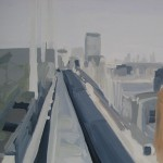 048-Sarah-Adams-Oxford-Street-from-the-John-Lewis-roof-top-Wychwood-Art copy 8