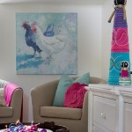 Sharon Williams Agnes& Bluebelle interior