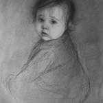 annadennis_drawingofababy_wychwoodart_portraitcommission