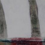 Andrea Humphries, Park Trees, Original Painting 4