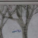 Andrea Humphries, Park Trees, Original Painting 6