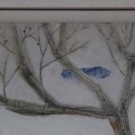 Andrea Humphries, Park Trees, Original Painting 7