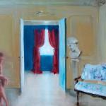 Richard Twose Oddysseus – Penelope Waiting Wychwood Art