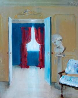 Richard Twose Oddysseus - Penelope Waiting Wychwood Art