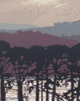 dawn chorus_wychwood art