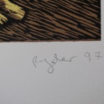 Ryder 97, Limited Edition Print, Surrealist Art 7