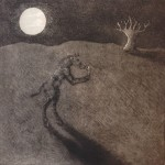 Sophie Ryder Minotaur with Hare by Moonlight Wychwood art