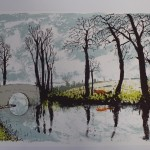 Tim Southall, The Fox and Goose, Limited Edition Prints, Landscape Prints 2
