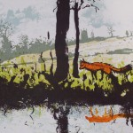 Tim Southall, The Fox and Goose, Limited Edition Prints, Landscape Prints 3